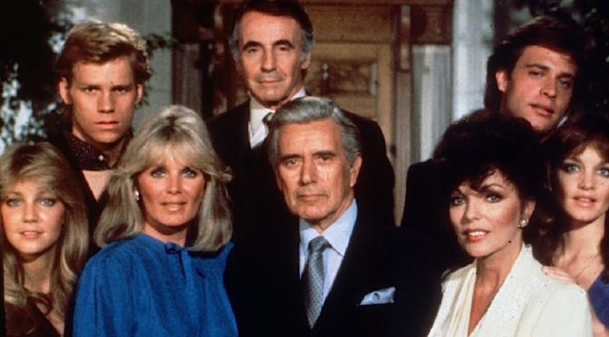 'Dynasty' (Season 2): Joan Collins to therescue!