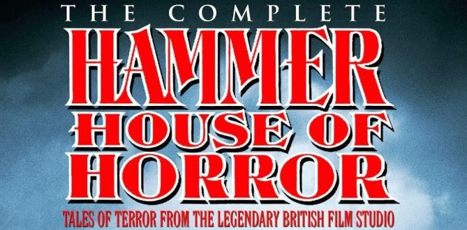 'Hammer House of Horror': UK anthology sports tight scripts, nimble direction