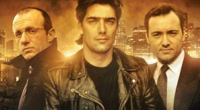 'Wiseguy' (Season 1): Stephen J. Cannell's edgy, serialized mob drama