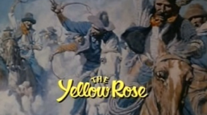 'The Yellow Rose': Primetime soap could have been acontender