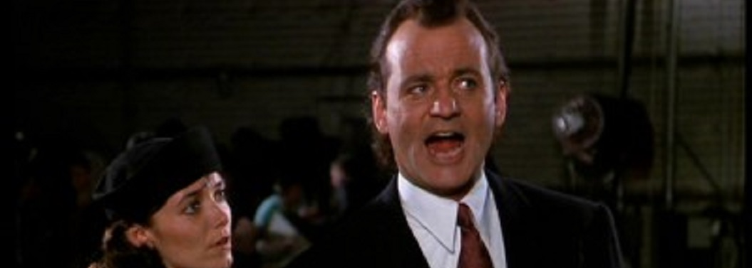 'Scrooged' (1988): A slapstick take on Dickens, with a remarkableending